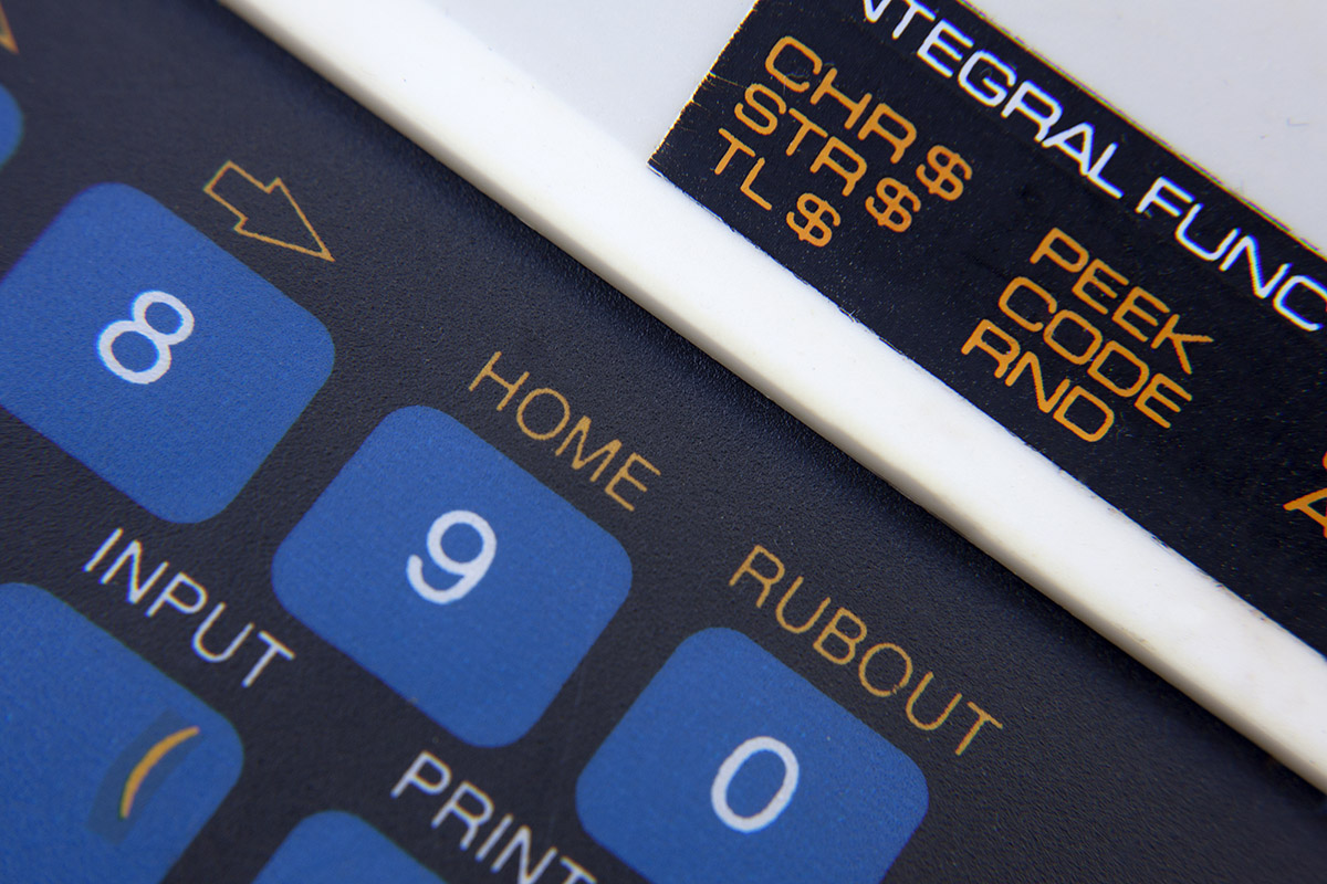 ordinateur Sinclair ZX-80