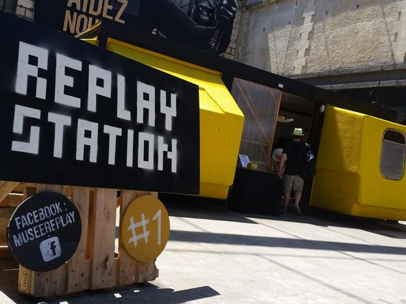 Replay Station #1